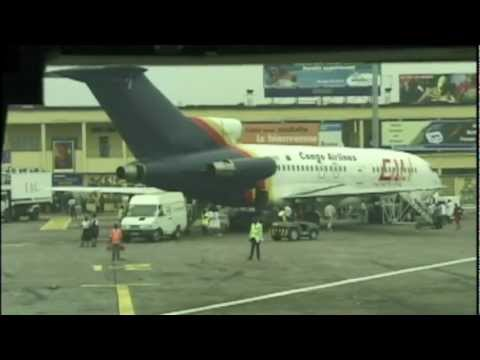 Nairobi to Kinshasa 737-700