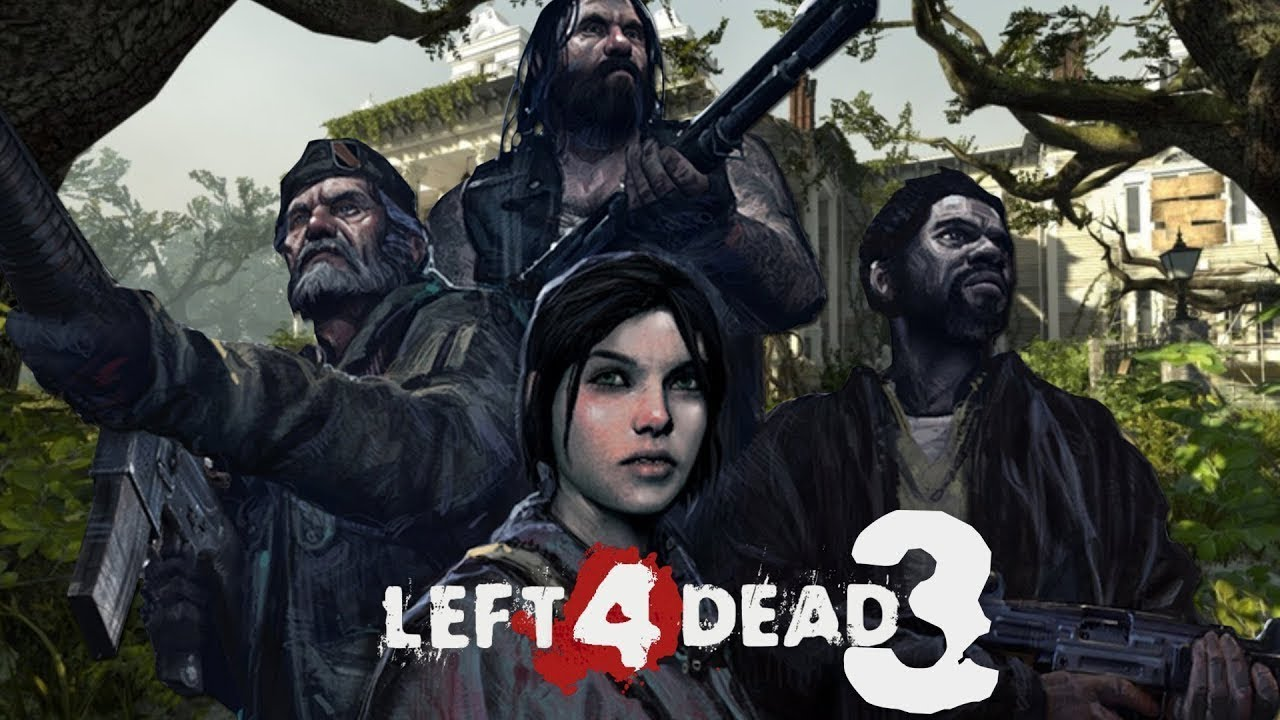 Left For Dead 3 Teaser Trailer