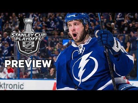 2019 NHL Playoff Predictions W/ Steve Dangle | Bracket Breakdown