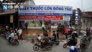 """""""Đòi nợ thuê"""" - Hai nhóm thanh niên hỗn chiến ở huyện Khoái Châu khiến 1 người bị thương nặng"""