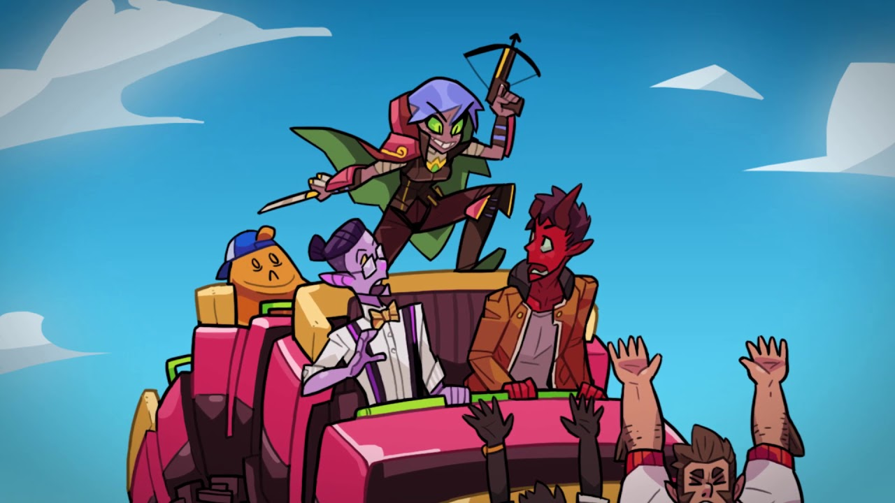 Buy Monster Prom from the Humble Store