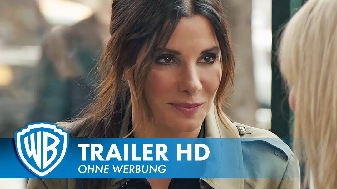 OCEAN'S 8 - Trailer #1 Deutsch HD German (2018)