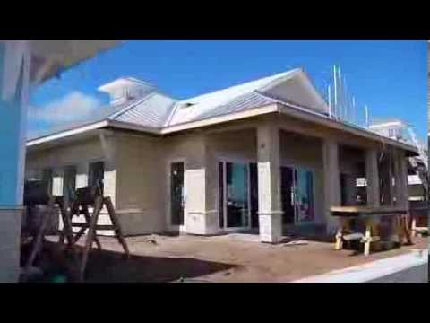 The Village At New Smyrna Marina Construction Site Home Boat Slip For Florida