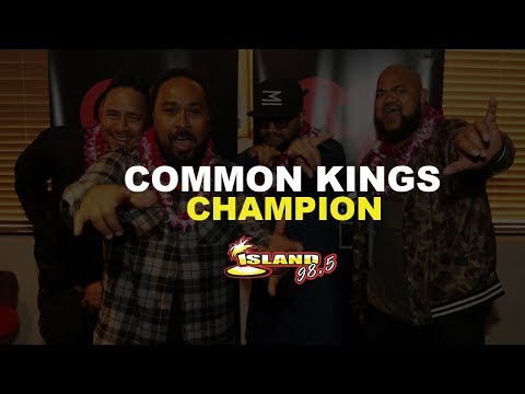 Kristy - Common Kings- 'Champion' (acoustic)
