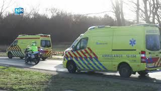 69-jarige Heemskerker overleden bij ernstig ongeluk in Beverwijk