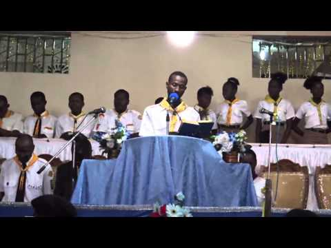 Culte d'Adoration a l'Eglise Adventiste Horeb de Port au Prince 1ere partie