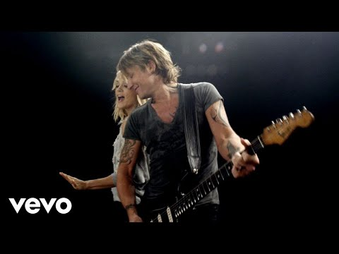 Keith Urban - The Fighter ft. Carrie Underwood (Official Music Video)