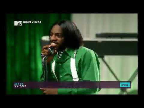 OutKast - Hey Ya! Official Music Video MTV Germany