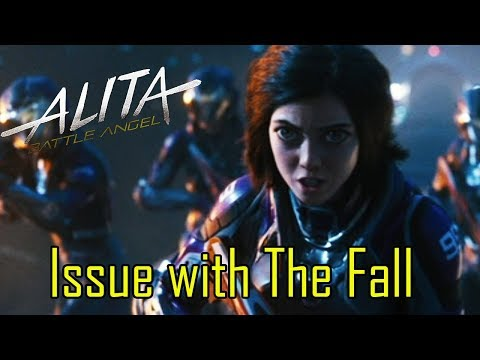 Alita Battle Angel: Issue with The Fall