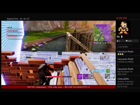FORTNITE LVL 45 - RANK UP LOBBY (WAVE TO 2.3K SUBS)