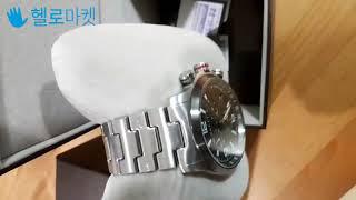 정품 구찌 남성용 스틸시계(400000원)