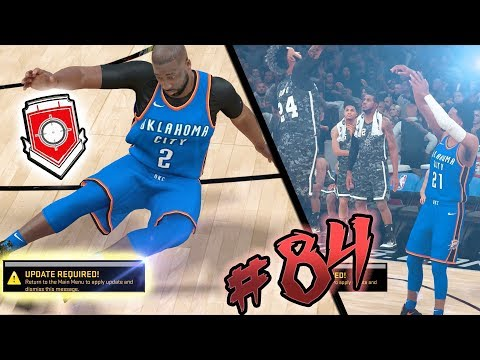 ROBERSON SIGNATURE AIRBALL SHOT!! WHEN DID 2k GET THIS SAVAGE!! NBA 2k18 MyCAREER Ep. 84