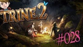 Let´s Play Trine 2 #028 - Ein fremdes Königreich