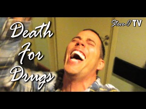Death For Drugs - Steve-O