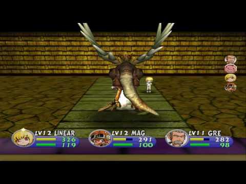 Evolution 2-Far Off Promise  Boss: Storm Bird