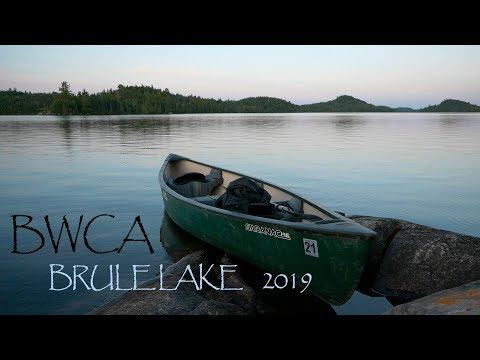 2019 Brule Lake BWCA