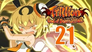 Trillion: God Of Destruction Part 21 PS Vita Let