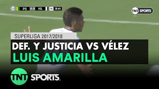 Video Gol Pertandingan Defensa y Justicia vs Velez Sarsfield