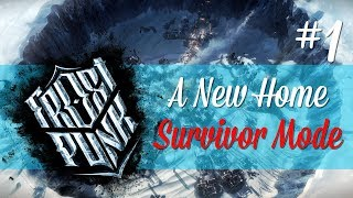 Frostpunk A New Home Survivor Mode #1