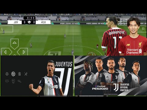PES 2020 PSP CHELITO English Android Offline Full Update Januari