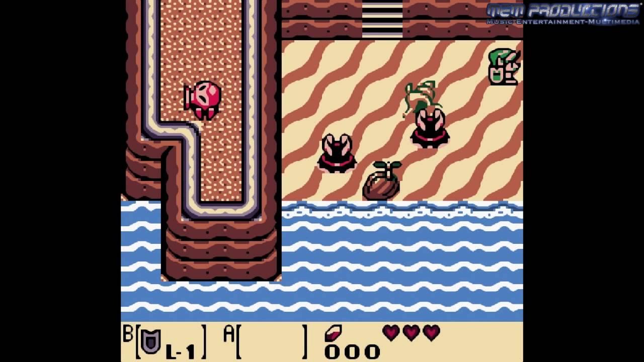 Game boy color legend of zelda - Mac Gaming Test The Legend Of Zelda Link S Awakening Dx Game Boy Color Openemu