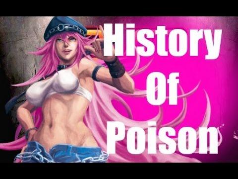 History Of Poison Street Fighter V