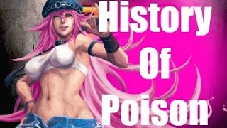 History Of Poison Street Fighter V