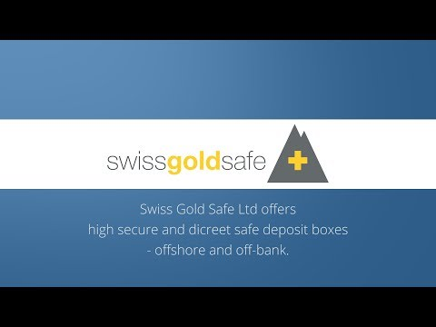 Rent a safe deposit box in Switzerland – how it works