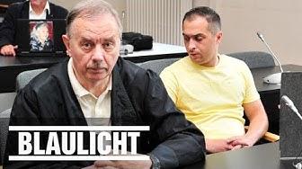 Rentner-Mörder von Rentnerin Edith D. bekommen lange Haftstrafen - Landgericht Hamburg