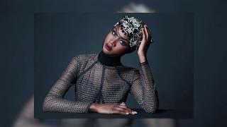 Deshauna Barber's Last Miss USA Photoshoot
