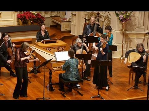 Bach Double Violin Concerto In D Minor 2nd Mvt. Largo; Voices Of Music BWV 1043
