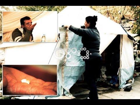 Denoncimi i BOOM: I sëmuri në Berat 'harrohet' në çadër prej 10 muajsh (8 nëntor 2017)