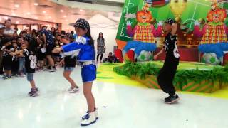 I'm luvin' it @ YL Plaza 19 July 2014