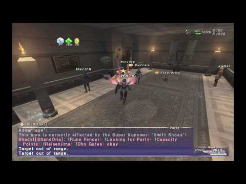 FFXI - Increasing the Level of Your Trusts