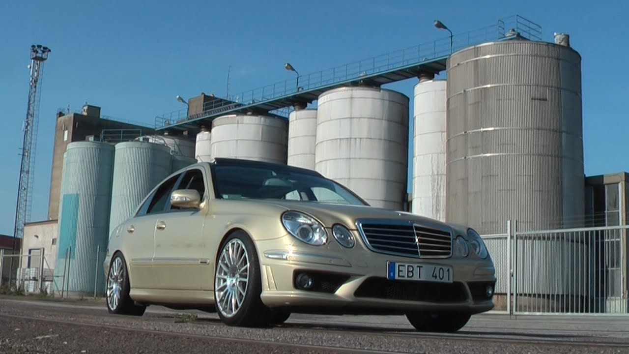 mercedes e420 cdi 414bhp 1005nm cat back straight piped. Black Bedroom Furniture Sets. Home Design Ideas