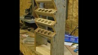 Building A Chisel Rack