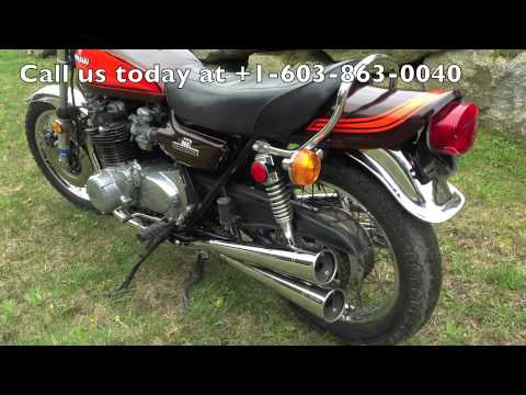 1973 kawasaki z1 900 for sale youtube. Black Bedroom Furniture Sets. Home Design Ideas