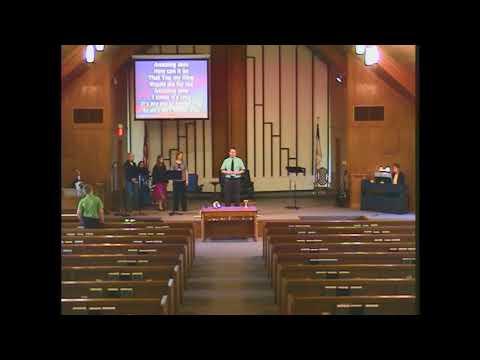 Trinity Reformed Church  Service 03-29-2020