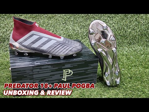 PREDATOR 18+ PAUL POGBA | UNBOXING & REVIEW |