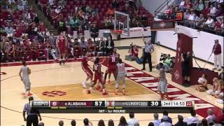 Alabama Crimson Tide vs Illinois Fighting Illini (17.03.2015)