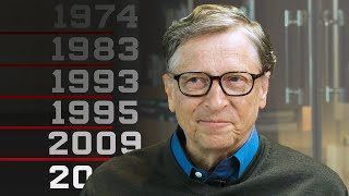 Download Video Bill Gates Breaks Down 6 Moments From His Life | WIRED MP3 3GP MP4