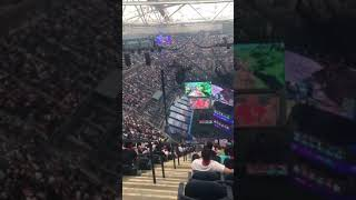 XXiF and Ronaldo get booed when they're on screen and cheered when they die FORTNITE WORLD CUP