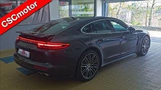 Porsche Panamera - 2017 | Revisión y encendido(En este video os hago una review rápida del Porsche Panamera 4S Diesel PDK 8 velocidades 2017. En un futuro intentaré traer la revisión en profundidad., 2017-01-21T14:30:00.000Z)