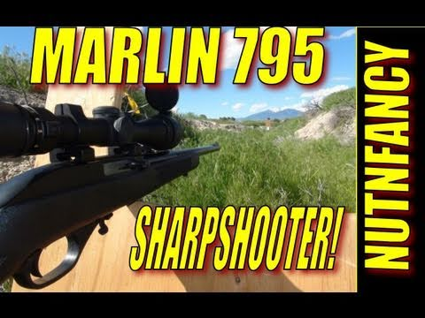 """Marlin 795: """"The 4.5 lb .22 Sharpshooter"""" by Nutnfancy Mp3"""