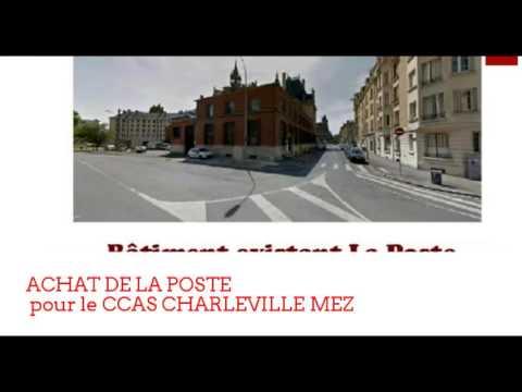 CHARLEVILLE VILLE ACQUISITION POSTE CHARLEVILLE