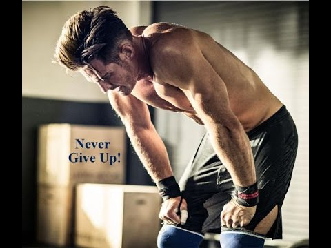 YOU NEVER GIVE UP – Motivational Video (Life and fintess motivation)