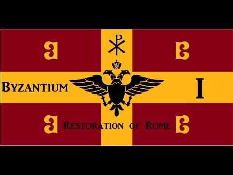 [1] Crusader Kings 2: Restore Rome (Byzantium)