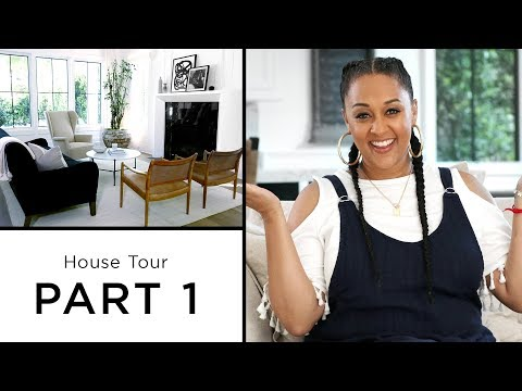 Tia Mowry's House Tour: Part 1 | Quick Fix