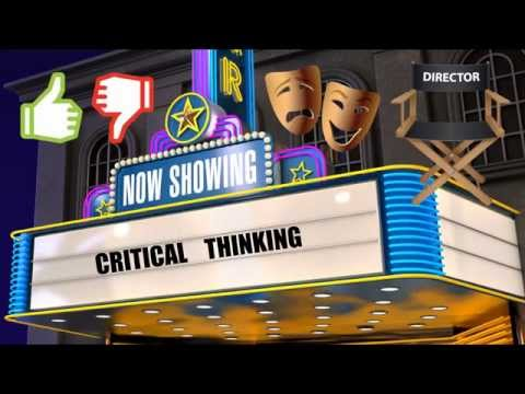 how do you define/explain thinking what is critical thinking