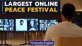 Ekam World Peace Festival: Largest online meditation event to garner 20M participants  Oneindia News